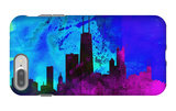 Chicago City Skyline iPhone 7 Plus Case by  NaxArt