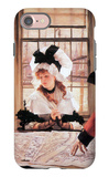 A Tedious History iPhone 7 Case by James Tissot