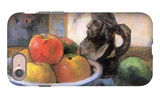 Still Life with Apples, Pears and Krag iPhone 7 Case by Paul Gauguin