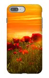 Spring Field iPhone 7 Plus Case by Marco Carmassi