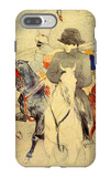Napoleon iPhone 7 Plus Case by Henri de Toulouse-Lautrec