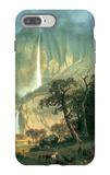 Cho-looke, the Yosemite Fall iPhone 7 Plus Case by Albert Bierstadt