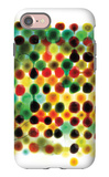 Thought Patterns iPhone 7 Case by Paulo Romero