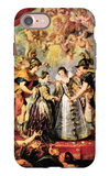 Replacing the Medici Princess iPhone 7 Case by Peter Paul Rubens