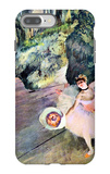 Dancer with a Bouquet of Flowers (The Star of the Ballet) iPhone 7 Plus Case by Edgar Degas