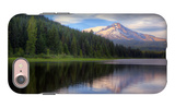 Mount Hood from Trillium Lake, Oregon iPhone 7 Case by Vincent James