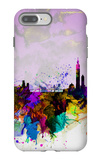Taipei Watercolor Skyline iPhone 7 Plus Case by  NaxArt