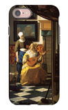 The Love Letter iPhone 7 Case by Jan Vermeer