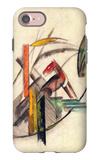Animal iPhone 7 Case by Franz Marc