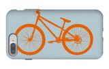 Orange Bicycle iPhone 7 Plus Case by  NaxArt
