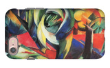 The Mandrill iPhone 7 Case by Franz Marc
