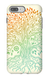 Beautiful Vintage Hand Drawn Tree Of Life iPhone 7 Plus Case by  transiastock