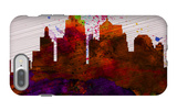 Kansas City Skyline iPhone 7 Plus Case by  NaxArt