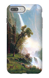Yosemite Falls iPhone 7 Plus Case by Albert Bierstadt