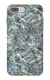 Psychedelic Seamless Pattern iPhone 7 Plus Case by Alexandra Khrobostova