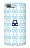 Blue Parking Lot iPhone 7 Plus Case by  Avalisa