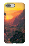 Donner Lake iPhone 7 Plus Case by Albert Bierstadt