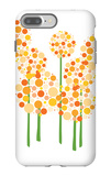 Orange Alliums iPhone 7 Plus Case by  Avalisa