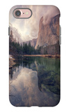 Clearing Storm at El Capitan, Yosemite iPhone 7 Case by Vincent James