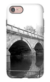 Hyde Park Bridge iPhone 7 Case by Emily Navas