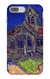 The Church of Auvers iPhone 7 Plus Case by Vincent van Gogh