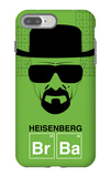 Heisenberg Poster iPhone 7 Plus Case by  NaxArt