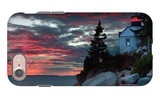 Sunset at Bass Harbor iPhone 7 Case by Vincent James