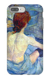 Rousse the Toilet iPhone 7 Plus Case by Henri de Toulouse-Lautrec