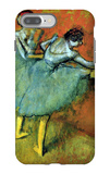Dancers at the Bar iPhone 7 Plus Case by Edgar Degas