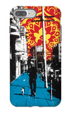 Urban Collage Sidewalk iPhone 7 Plus Case by Deanna Fainelli