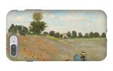 Poppy Field, Near Argenteuil, c.1873 iPhone 7 Plus Case by Claude Monet