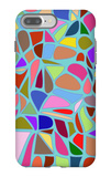 The Of Abstract Geometrical iPhone 7 Plus Case by  MritaX