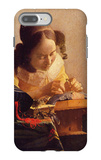 The Lacemaker iPhone 7 Plus Case by Jan Vermeer