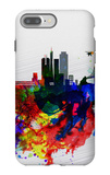 San Francisco Watercolor Skyline 1 iPhone 7 Plus Case by  NaxArt