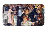 Dance at Le Moulin de la Galette iPhone 7 Plus Case by Pierre-Auguste Renoir