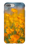 Riverside Poppies iPhone 7 Plus Case by Vincent James