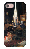 Hide and Seek iPhone 7 Case by James Tissot
