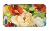 Flowers in Teal Vase 2 iPhone 7 Plus Case by Lanie Loreth