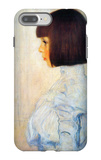 Portrait of Helene Klimt iPhone 7 Plus Case by Gustav Klimt