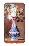 Flowers in a Vase iPhone 7 Plus Case by Jean-Baptiste Simeon Chardin