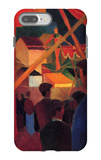 Tightrope iPhone 7 Plus Case by Auguste Macke