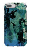 Star Warriors Watercolor 2 iPhone 7 Plus Case by Anna Malkin