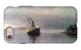 Shipwreck in Loring Bay, Alaska iPhone 7 Case by Albert Bierstadt
