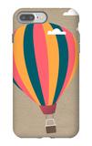 Hot Air Balloon iPhone 7 Plus Case by  Lantern Press