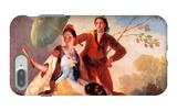 The Umbrellas iPhone 7 Plus Case by Francisco de Goya