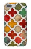 Color Burst Lattice I iPhone 7 Plus Case by Lanie Loreth