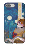 The Concert Cafe (The Song of the Dog) iPhone 7 Plus Case by Edgar Degas