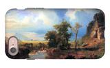 Northern Fork of the Plate, Nebraska iPhone 7 Case by Albert Bierstadt