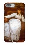 Berthe Morisot iPhone 7 Plus Case by Édouard Manet