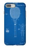 Tennis Racket Patent iPhone 7 Plus Case